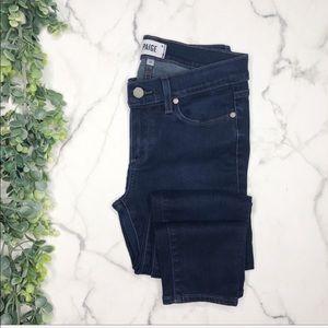 PAIGE Verdugo Ankle Skinny Jeans Size 27
